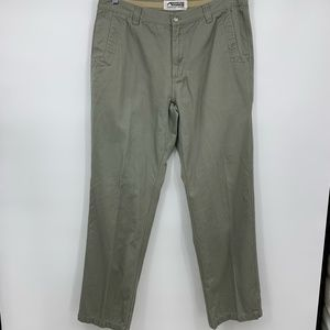 Mountain Khakis mens 38/34 pants relaxed fit chino
